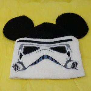 Disney Parks Star Wars StormTrooper Mickey Ears